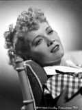 Penny Singleton Reclining in Classic Photo af  Movie Star News