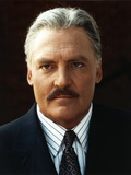 Stacy Keach Posed in Black Background Portrait wearing Tuxedo Photo by  Movie Star News