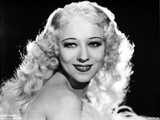 Sally Rand smiling Portrait Photo by  Movie Star News