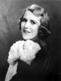 Ruth Roland wearing Furry Coat Portrait Photo by  Movie Star News
