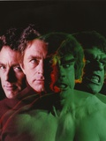 Lou Ferrigno as Incredible Hulk Portraits Photo by  Movie Star News