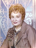 Shirley Booth Posed in Suit Photo by  Movie Star News