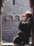 Mandy Patinkin Praying Portrait Foto af  Movie Star News