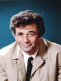 Peter Falk smiling in Formal Outfit Photo by  Movie Star News