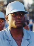 Omar Epps wearing Cap Close Up Portrait Photo by  Movie Star News