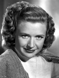Priscilla Lane on a Knitted Top and Smirking Photo by  Movie Star News
