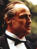 Marlon Brando Close Up Portrait in Tuxedo Photo by  Movie Star News