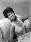 Suzanne Pleshette Reclining in Classic Photo af Movie Star News