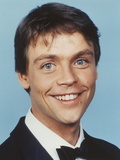 Mark Hamill smiling in Black Tuxedo Photo by  Movie Star News