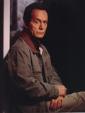 Portrait of Lance Henriksen posed in Jacket Photo by  Movie Star News