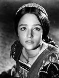 Olivia Hussey Portrait in Classic with Headband Photo by  Movie Star News