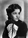Margaret Lockwood on a Puff Long Sleeve Side view Pose Photo by  Movie Star News