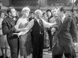 Love Me Or Leave Me Man in Blazer Stops a Fight in Movie Scene Photo by  Movie Star News