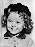 Shirley Temple smiling Pose in Classic Portrait Photo by  Movie Star News