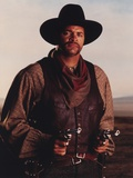 Sinbad Posed in Cow Boy Outfit Portrait Photo by  Movie Star News