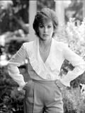 Stefanie Powers Posed in Classic Photo by  Movie Star News