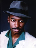 Robert Townsend Portrait in White Coat Photo by  Movie Star News