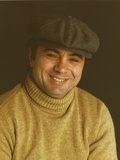 Robert Blake smiling in Sweater Photo by  Movie Star News