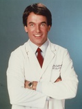 Mark Harmon Portrait in Medical Doctor Uniform Photo by  Movie Star News