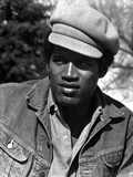 OJ Simpson in Jeans jacket With Cap Photo by  Movie Star News