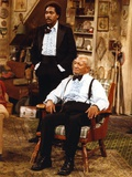 Sanford & Son in Formal Outfit Portrait Photo by  Movie Star News