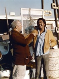 Sanford & Son Talking Photo by  Movie Star News