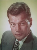 Portrait of Joseph Cotten in Formal Outfit Photo by  Movie Star News