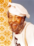 Sanford & Son in Baker Outfit Portrait Photo by  Movie Star News