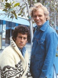 Starsky & Hutch smiling in a Portrait Photo by  Movie Star News