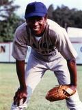 Louis Gossett Posed in Baseball Pitcher Photographie par  Movie Star News