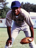 Louis Gossett Posed in Baseball Pitcher Photo by  Movie Star News