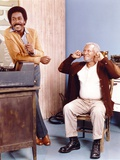 Sanford & Son Covering Ear Scene Photo by  Movie Star News