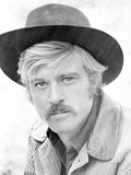 Robert Redford Posed in Western Outfit Photo by  Movie Star News
