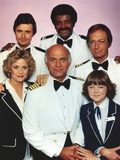 Love Boat Cast Posed in Group Picture Photo by  Movie Star News