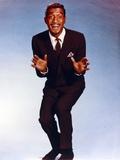 Sammy Jr Davis smiling in Tuxedo Photo by  Movie Star News