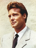 Steve Reeves in Formal Outfit Portrait Photo by  Movie Star News