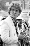 James Spader Posed in White Coat Photo by  Movie Star News