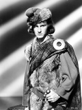 Roddy McDowell standing in Fur Coat Classic Portrait Photo by  Movie Star News