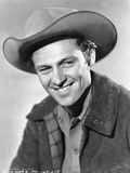 William Holden Close Up Portrait in Cowboy Outfit Photo by  Movie Star News