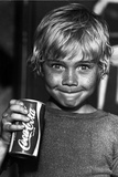 Ricky Schroder in Sweater Close Up Portra With Coke Photo by  Movie Star News