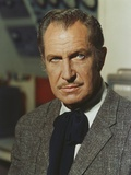Vincent Price Posed in Formal Attire Photo by  Movie Star News
