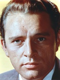 Richard Burton Close Up Portrait Photo by  Movie Star News