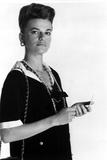 Sandra Bernhard standing in Classic Portrait Photo by  Movie Star News