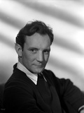 Trevor Howard Posed in Black Suit With White Background Photo by  Movie Star News