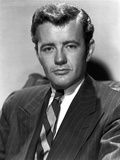Robert Walker Posed in Suit with a Straight Face Photo by  Movie Star News