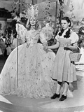 Wizard Of Oz Two Ladies Holding Hands in Black and White Photo af  Movie Star News
