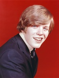 Peter Noone in Leather Jacket Portrait Photo by  Movie Star News