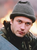 Vincent Perez wearing a Bonnet Photo by  Movie Star News