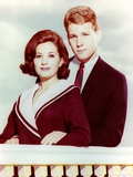 Peyton Place Couple Portrait Photo by  Movie Star News