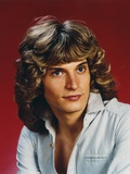 Rex Smith Close-up Portrait Photo by  Movie Star News